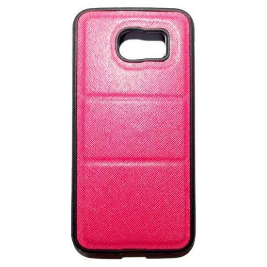 Briko Hard Case for Samsung Galaxy S6 - Pink