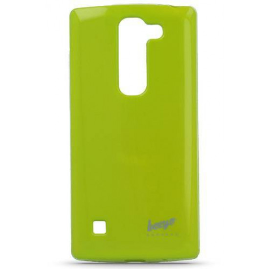 Beeyo Spark Jelly Premium Slim Case for LG G4c / LG Magna – Green